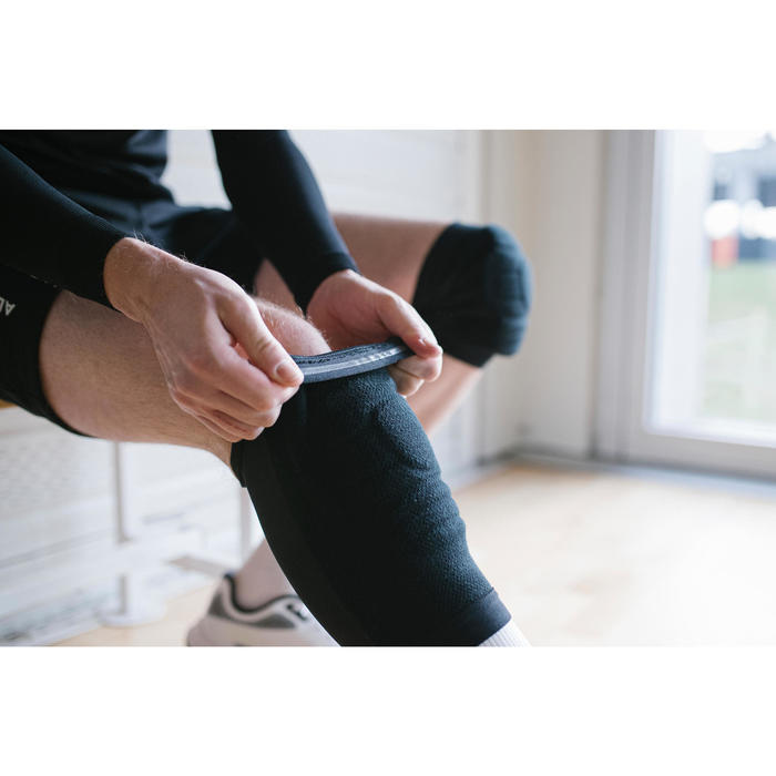 排球護膝VKP900-黑色
