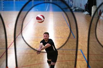 les bienfaits du volleyball