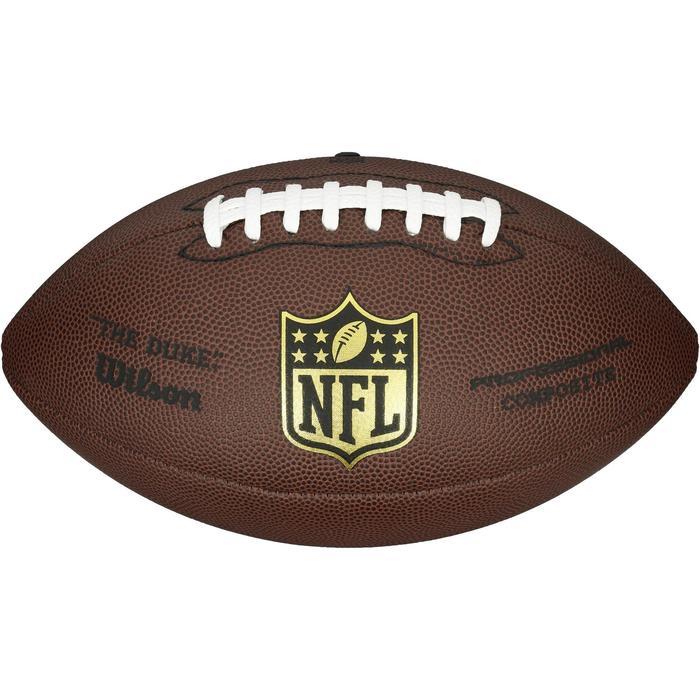 Bal volwassenen NFL Duke replica American football bruin - 184253