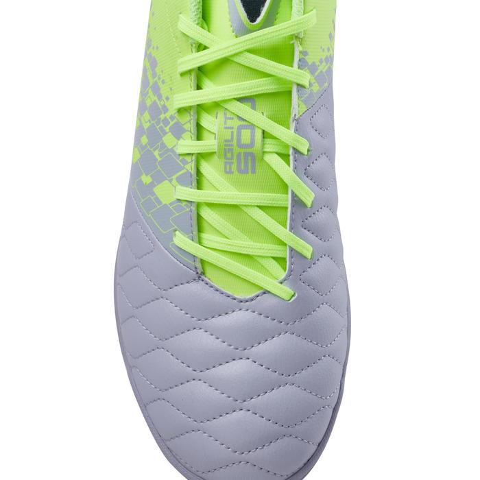 成人款硬地足球鞋Agility 500 - 灰色