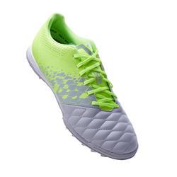 Adult Hard Ground Football Boots Agility 500 - Grey
