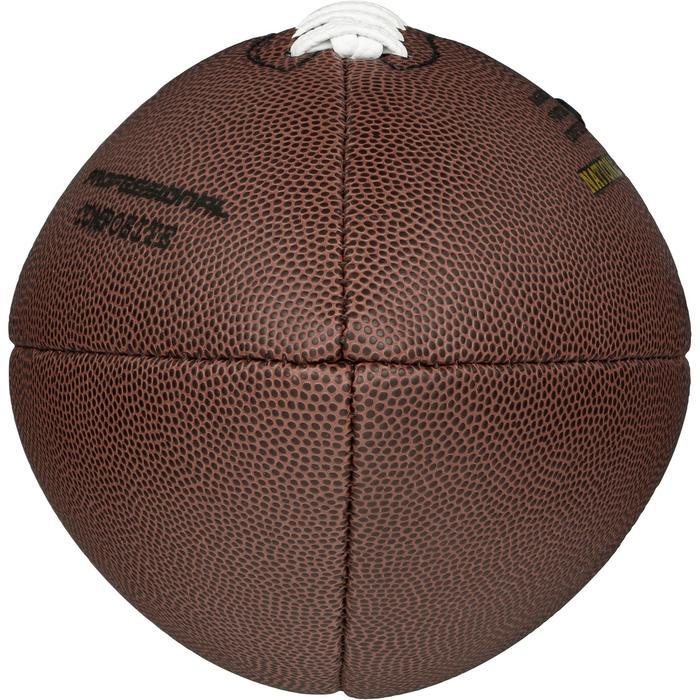 Balón de fútbol americano NFL Duke Réplica para adultos marrón ... 1f4a22ee7a7ad