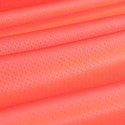 女款跑步T恤Run Dry+ - 螢光珊瑚紅