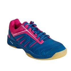 MEN BADMINTON SHOES BS 560 LITE NAVY PINK
