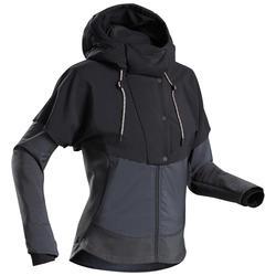 Sweat de randonnée - NH500 Hybride - Femme