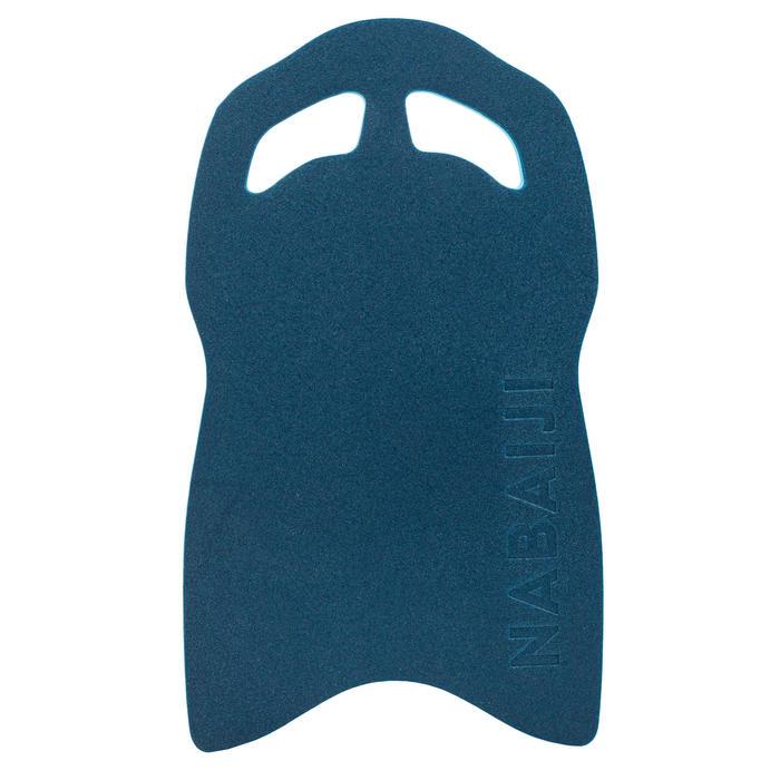 Grote zwemplank marineblauw/blauw