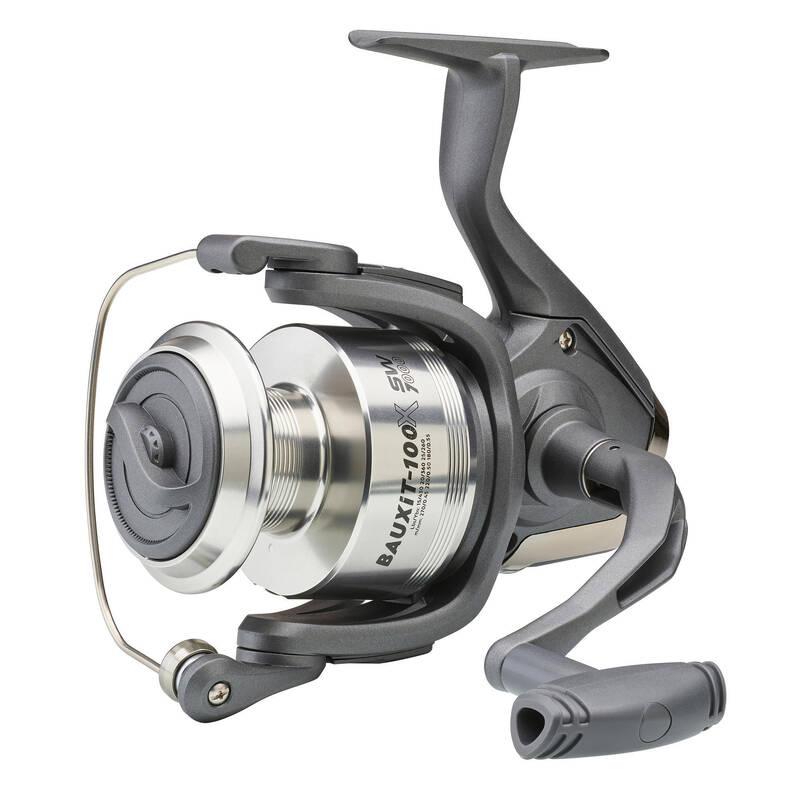 NAVIJÁK HEAVY Rybolov - NAVIJÁK BAUXIT-100 X SW 7000 CAPERLAN - Rybářské vybavení