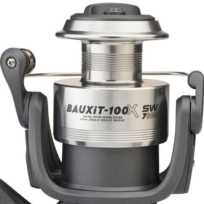 MOULINET de pêche en mer BAUXIT-100 X SW 7000