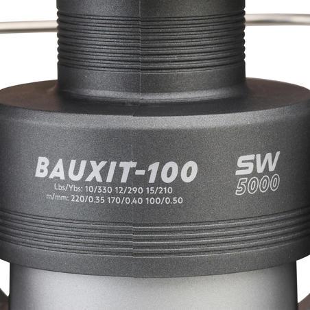 Moulinet lancer moyen ou lourd Bauxit-100SW5000