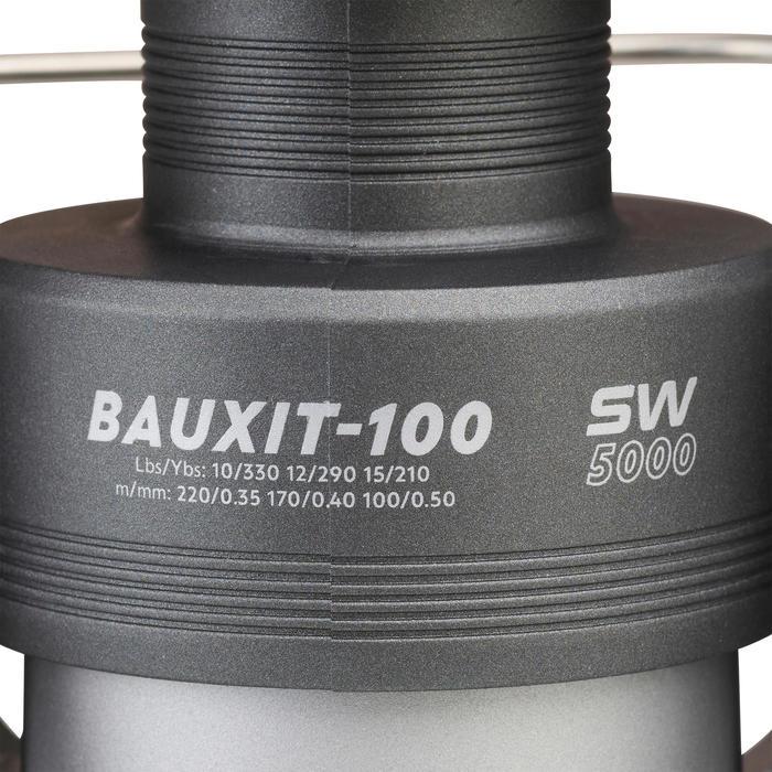 MOULINET PÊCHE en mer MEDIUM HEAVY BAUXIT-100 SW 5000
