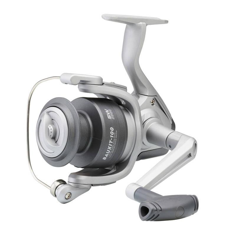 NAVIJÁK MEDIUM HEAVY Rybolov - NAVIJÁK BAUXIT-100 SW 5000 CAPERLAN - Rybářské vybavení