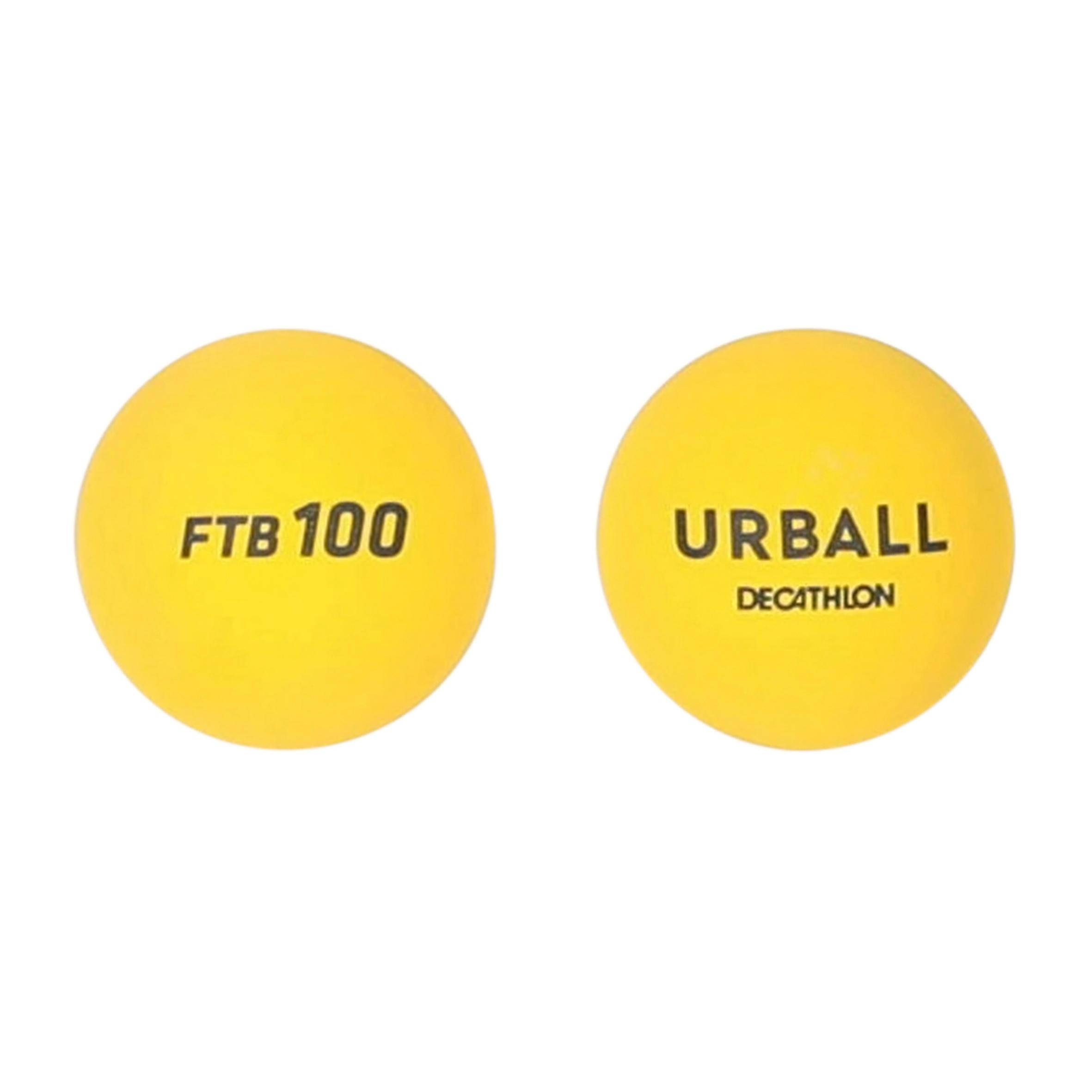 Set 2 mingi Frontenis FTB 100 imagine