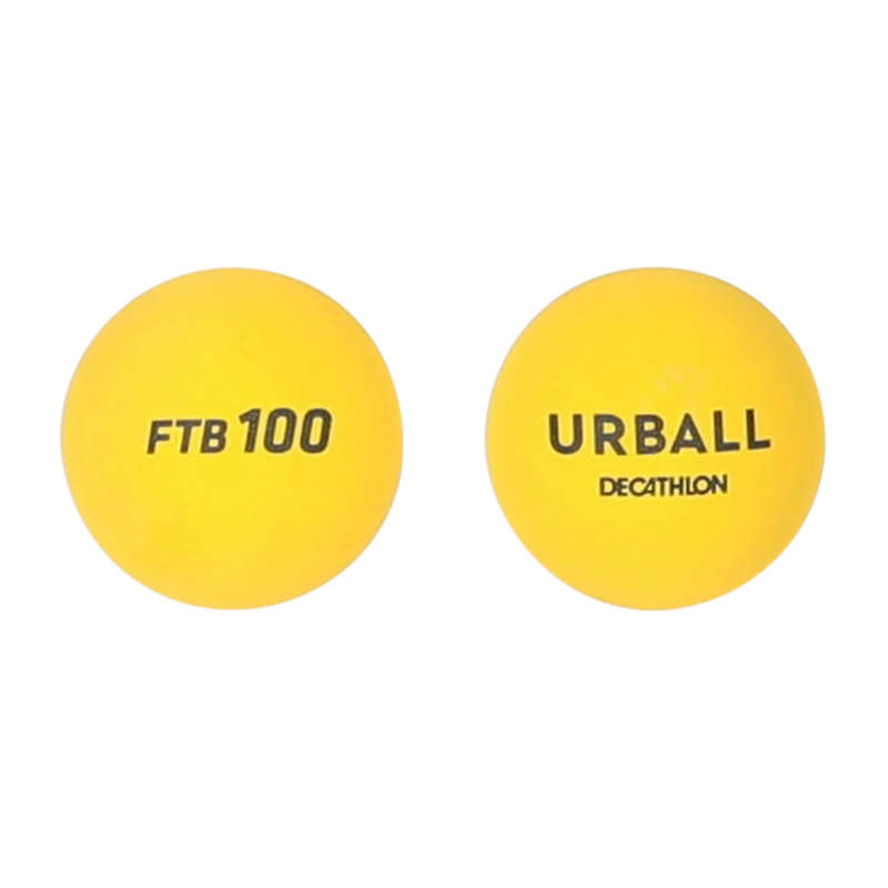 FRONTENIS Other Racket Sports - Frontenis Ball x2 FTB100 URBALL - Other Racket Sports