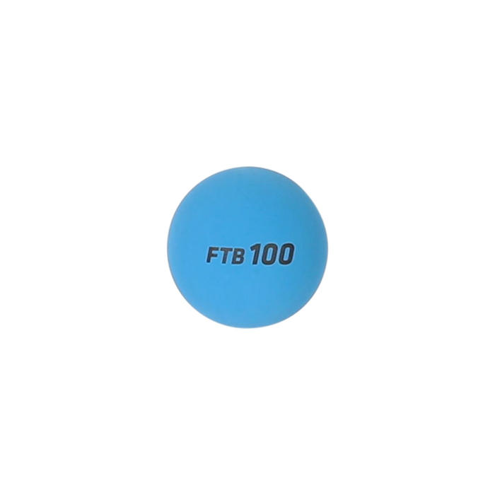 Balle Frontenis One Wall FTB100 x2 Bleu