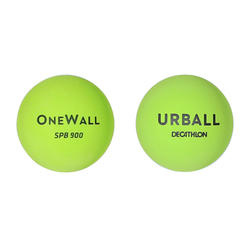 Bal One Wall SPB 900 groen (x2)