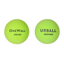 Balle One Wall SPB 900 verte