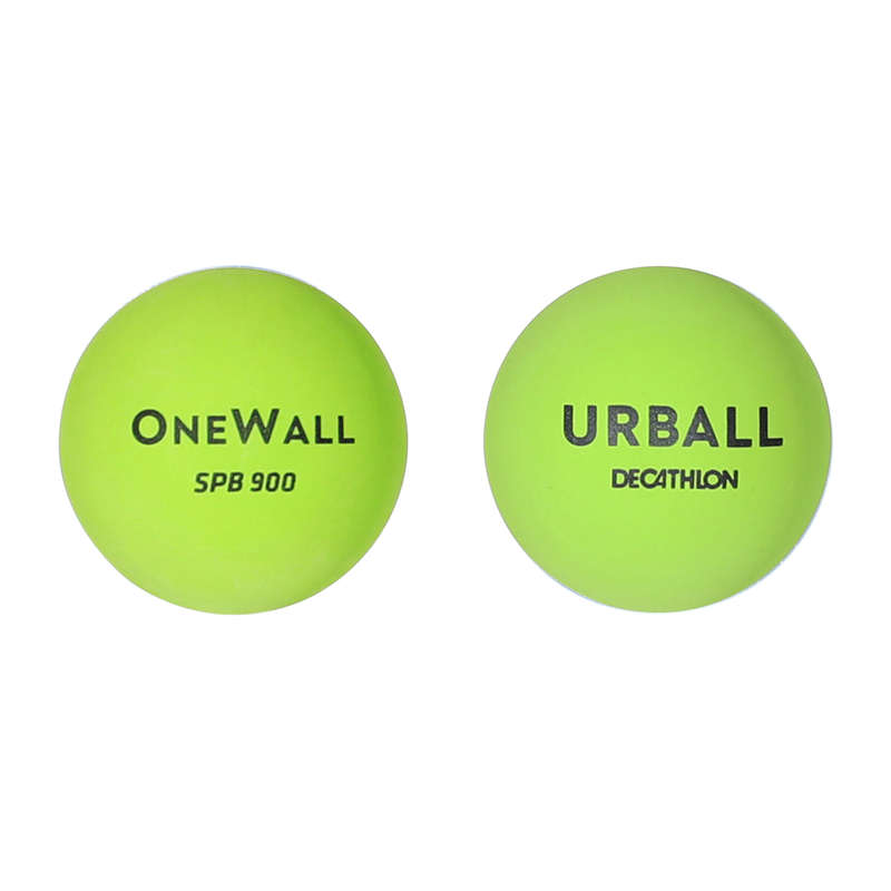 ONE WALL Other Racket Sports - Ball SPB 900 One Wall - Green URBALL - Other Racket Sports