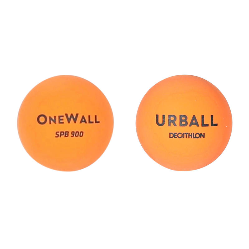 One Wall Balls SPB 900 Two-Pack - Orange