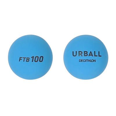 Pelota Frontenis Urball FTB100 x2 Azul