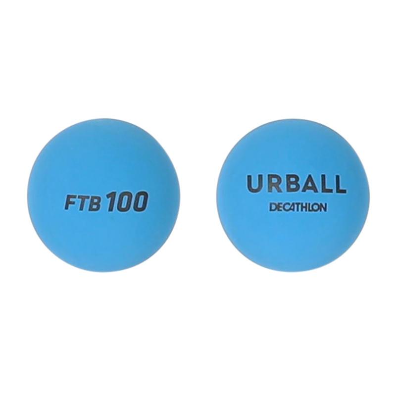 Pelota Frontenis FTB100x2 Azul