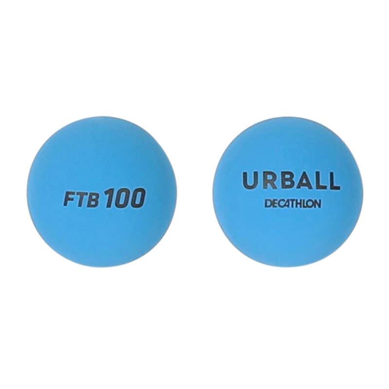 ФРОНТЕНИС Тенис - ТОПКА ЗА ФРОНТЕНИС FTB100 X2 URBALL - Други ракетни спортове