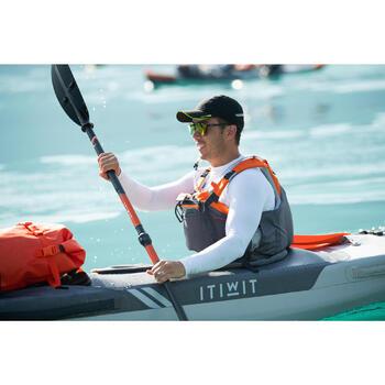 Neoprene Large-Coaming Kayak Spray Deck
