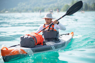 kayak garder materiel au sec