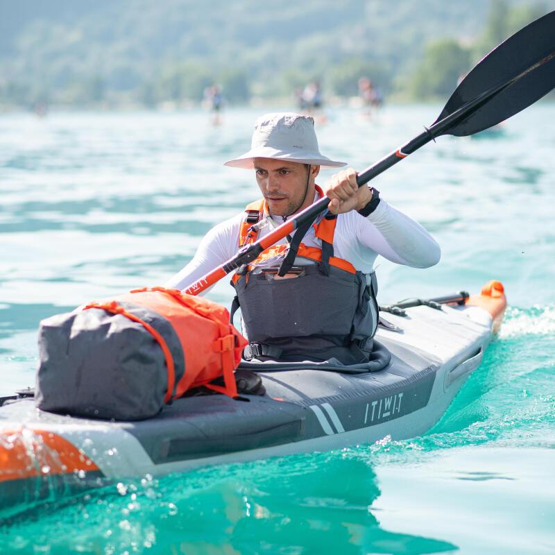 kayak gear dry