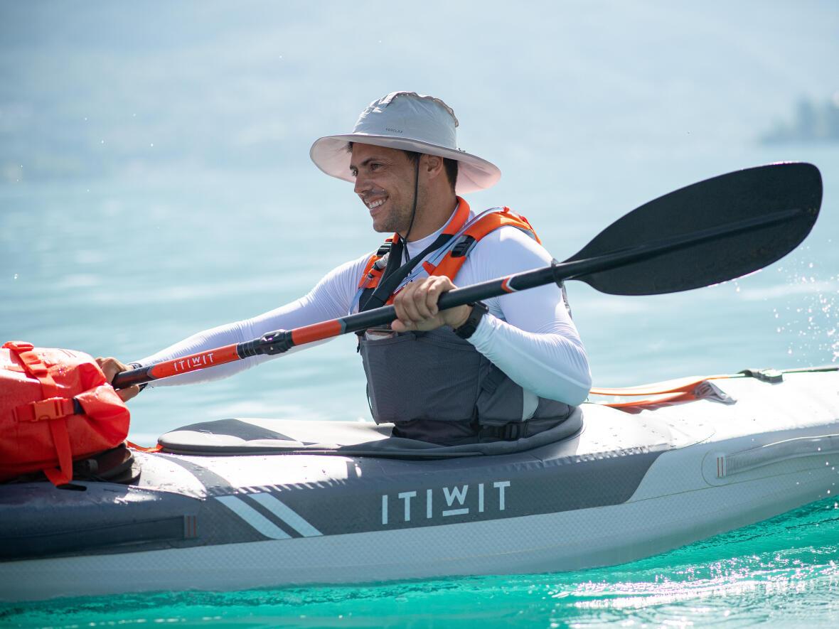 kayaking gear checklist