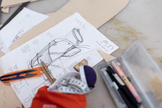 DIY : Recyclez votre vieille polaire en pochette
