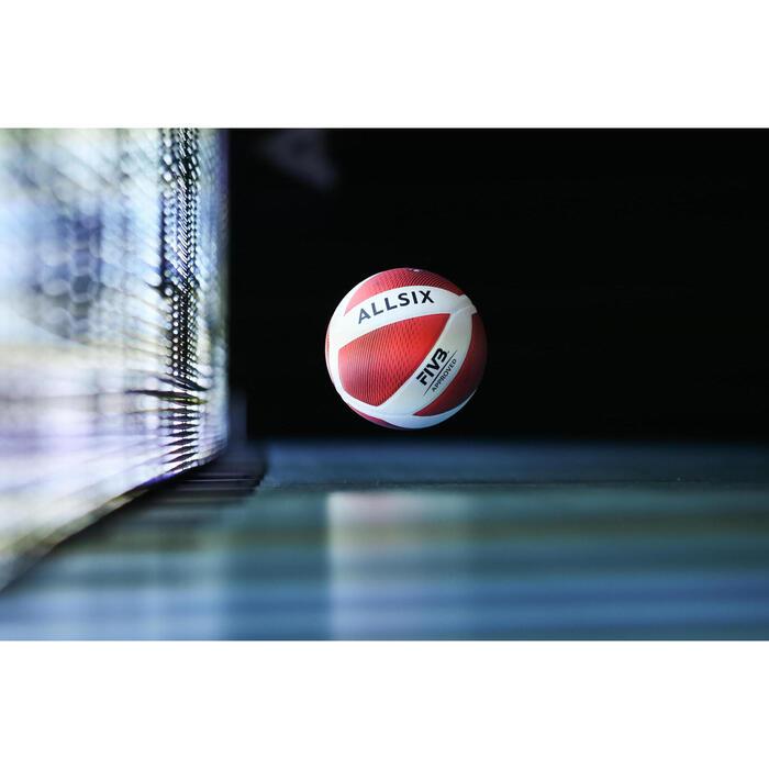 排球V900 - 紅白配色