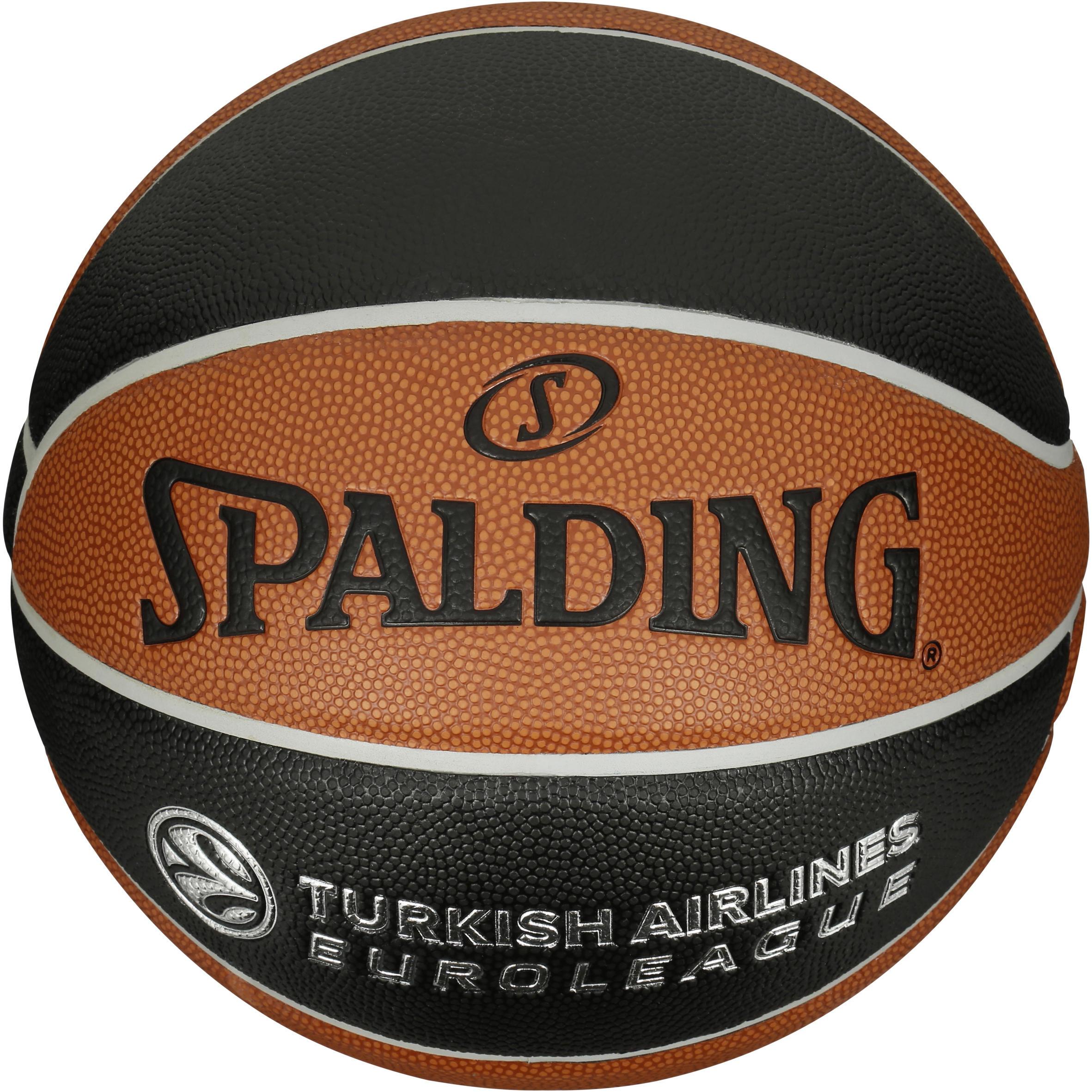 Uhlsport Basketbal TF 1000 Euroleague maat 7 voor meisjes vanaf 13 jaar en dames kopen