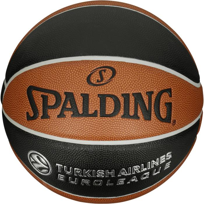 Basketbal TF 1000 Euroleague maat 7 voor meisjes vanaf 13 jaar en dames
