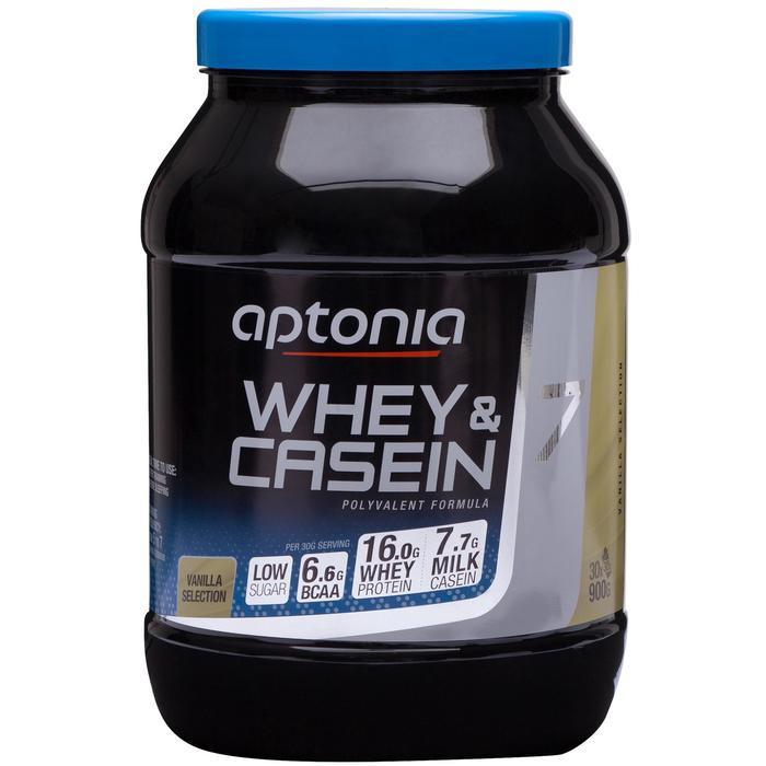 Eiwitten Whey & Casein 7  900 g - 184356
