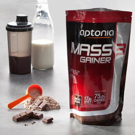 Гейнер Mass Gainer 3, 900 г - Шоколад