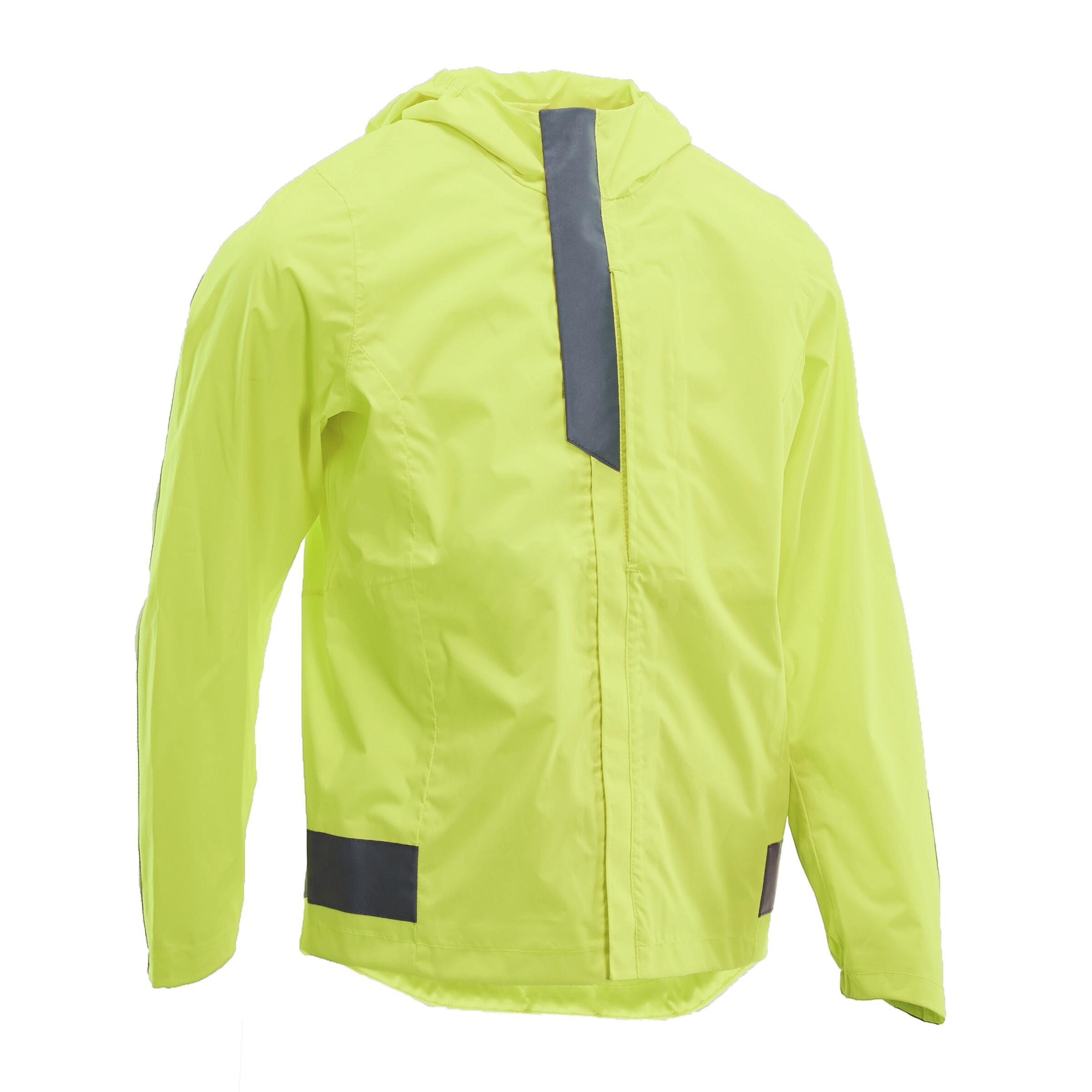 Jachetă ploaie ciclism 500