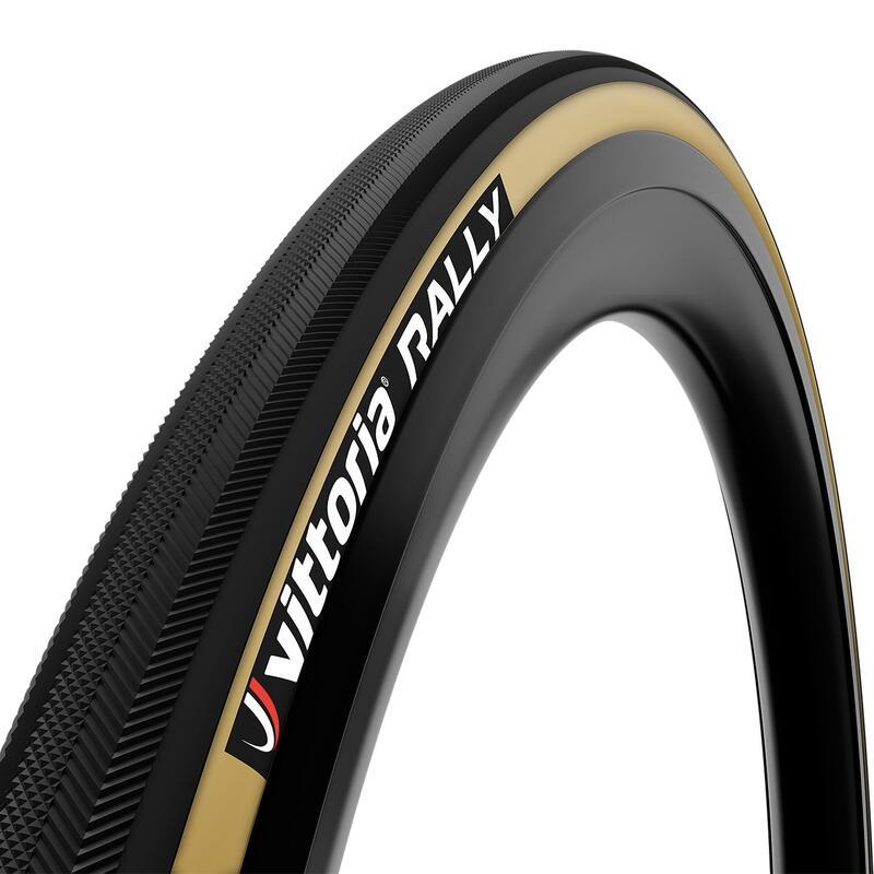 700x25 Tubular Tyre Vittoria Strada - Black