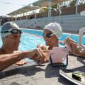 PLAVECKÉ VYBAVENÍ Plavání - TRÉNINKOVÁ TABULE NABAIJI - Doplňky plavce