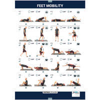 STATION D'EQUILIBRE FEETMOBILITY REVERSIBLE&MODULABLE GRIS VERT