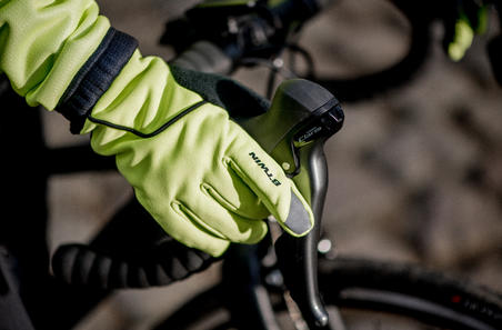 500 Winter Cycling Gloves – Kids