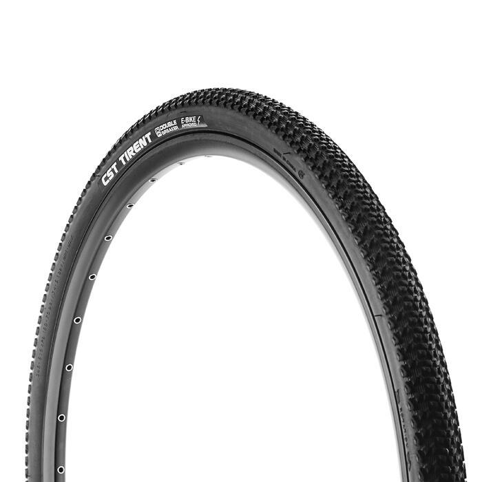 """Buitenband voor hybridefiets 700x38 """"CST Tirent"""" compatibel met e-bikes"""