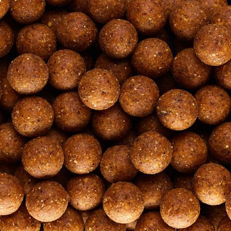 Boiliai karpių žvejybai, 20 mm, 1 kg, česnakų kvapo
