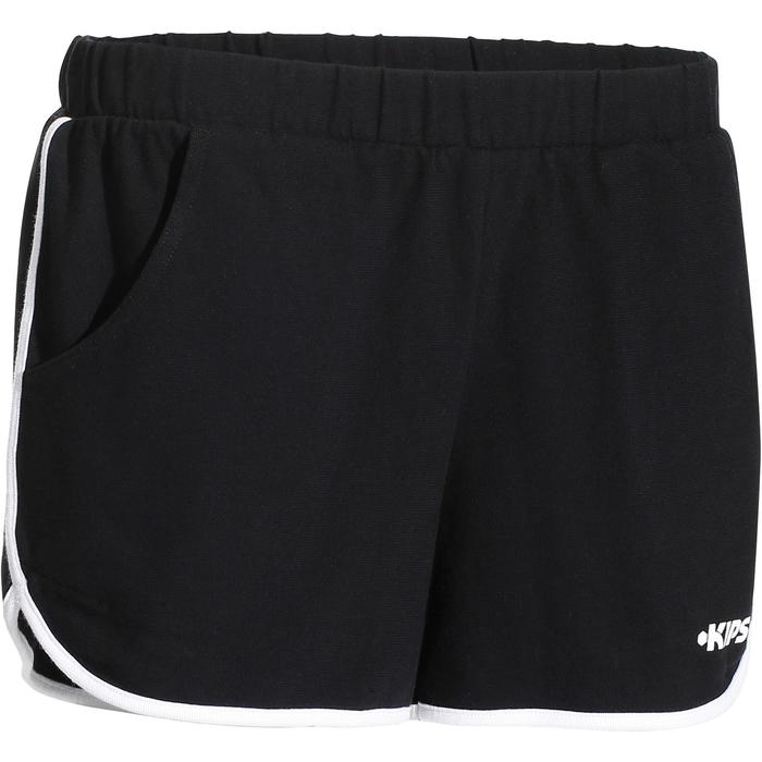 Short de volley-ball femme V100 navy - 184425