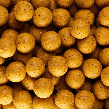 Boiliai karpių žvejybai, ananasų skonio, 20 mm, 1 kg