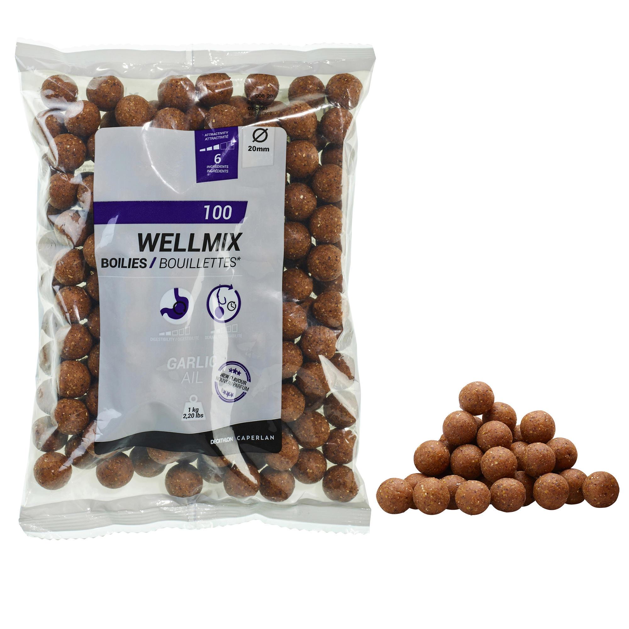 Boilies Wellmix 20mm 1kg la Reducere poza