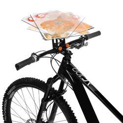 Richtbare kaarthouder voor mountainbike voor oriëntatielopen en multisport raids