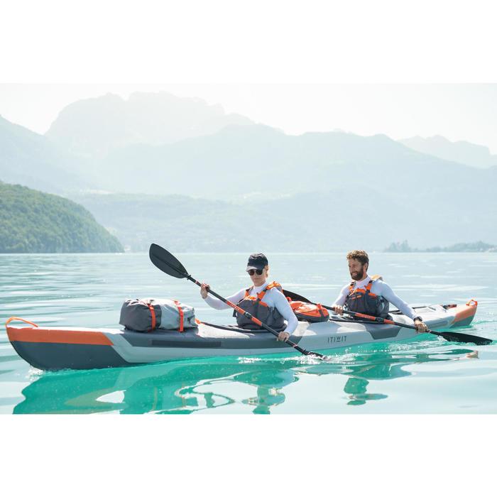 浮力背心Pockets 50N(開放式獨木舟和獨木舟用)