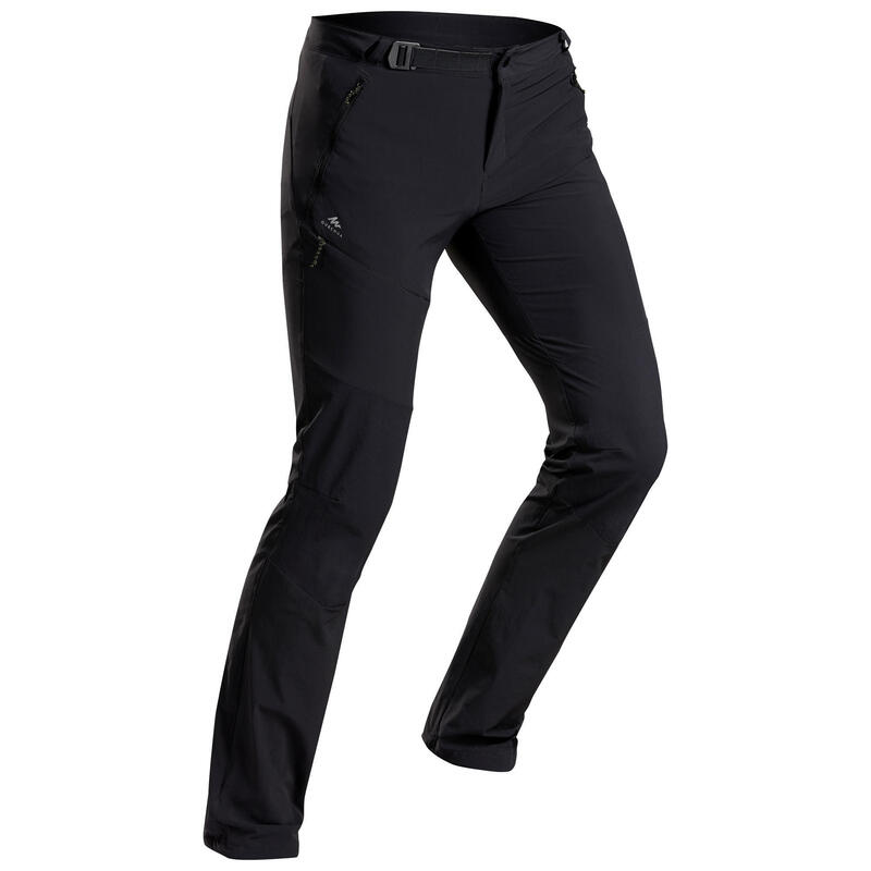 MH500 Men's Walking Trousers - Grey