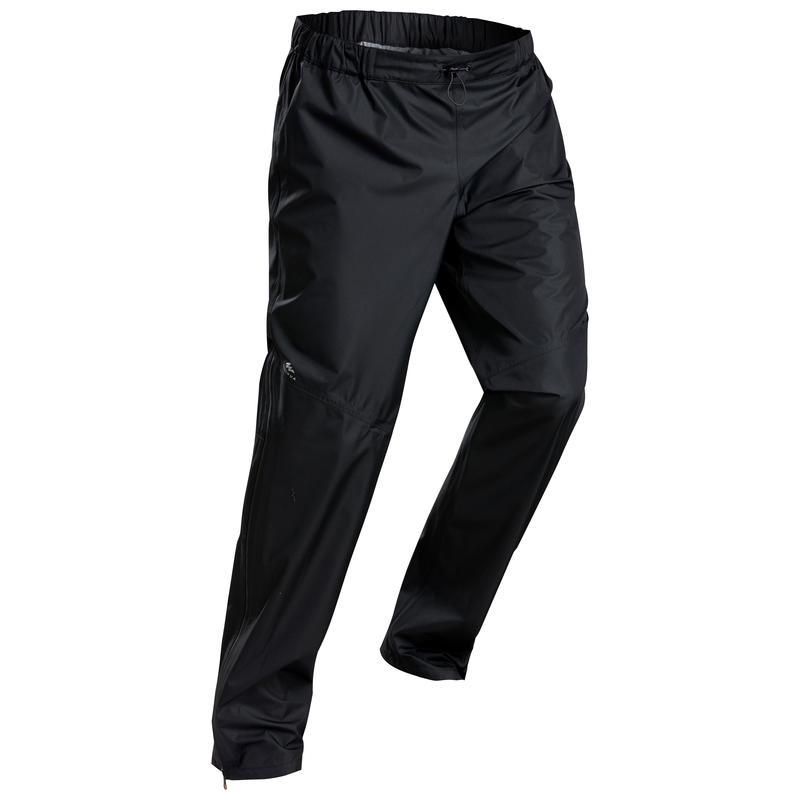 MH500 Waterproof Hiking Overpants - Men