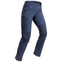 Women's Mountain Walking Trousers - MH500